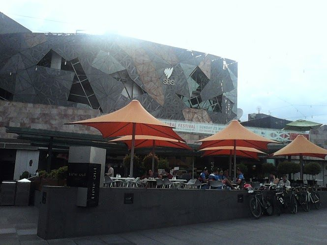 Fed Square en Melbourne
