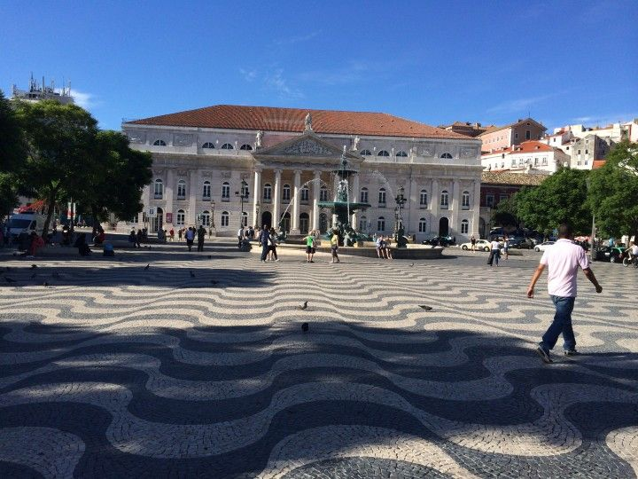 Plaza do Rossio