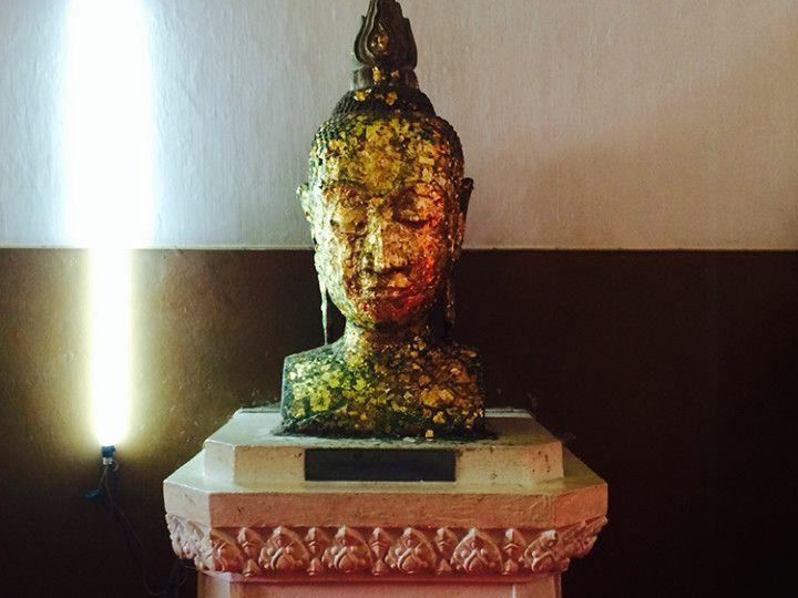 Foto: Eli Zubiria. Mongkhon Bophit, en Tailandia