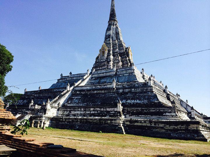 Foto: Eli Zubiria. Templo de Phu Khao Thong, en Tailandia