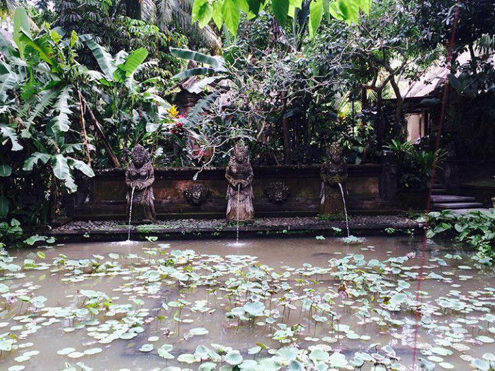Foto: Eli Zubiria.Resort de Agun Rai, en Ubud, Balí