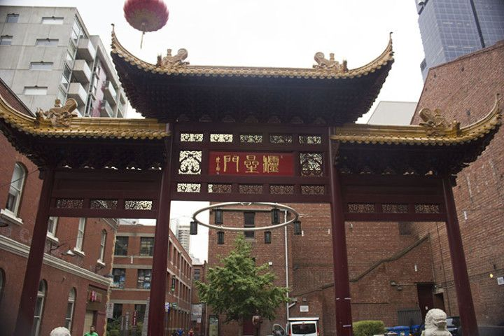 Foto: Eli Zubiria. Barrio chino de Melbourne, en Australia