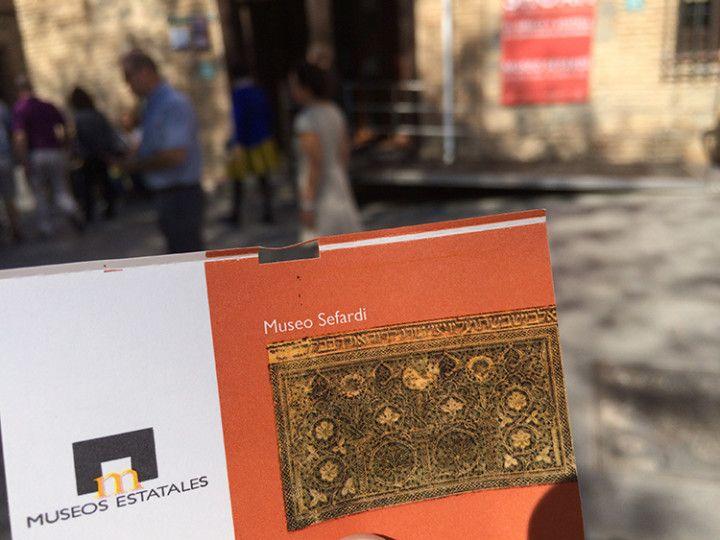 Foto: Eli Zubiria. Museo sefardí de Toledo, en España