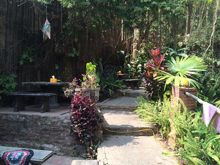 Foto: Eli Zubiria. Lao-Lao Garden en Luang Prabang, Laos