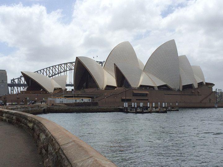 Foto: Eli Zubiria. La ciudad de Sydney, en Australia, cuenta con numerosas actividades gratuitas.