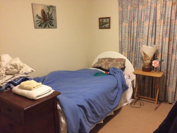 Foto:Eli Zubiria. mi habitación en Canberra, Australia