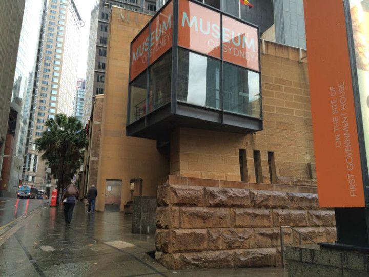 Sydney Museum, en Australia