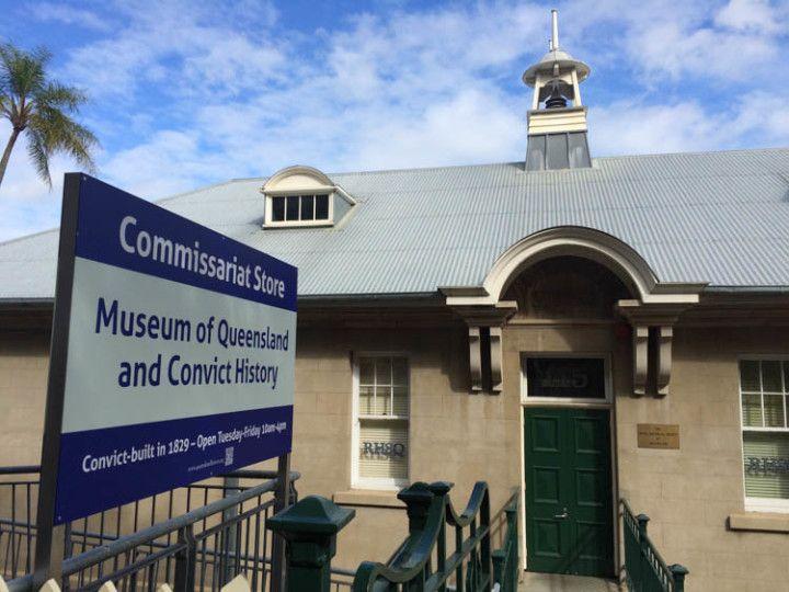 Foto:Eli Zubiria. Museo de los convictos de Brisbane en Australia