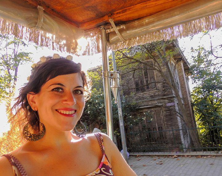 Entrevista Nomadic Chica, Gloria Aparo