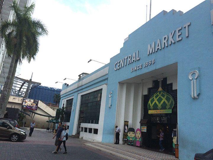 Foto: Eli Zubiria. Central market, en Kuala Lumpur, Malasia
