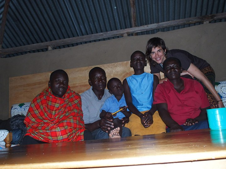 Kris on the way, 8 meses viajando sola por África