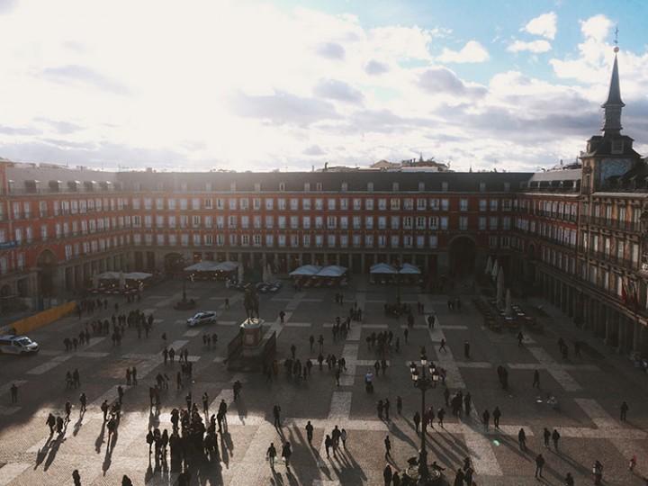 Mis rincones favoritos de Madrid
