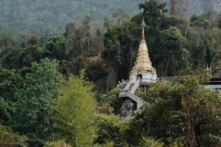Chiang Dao, el misticismo del norte de Tailandia